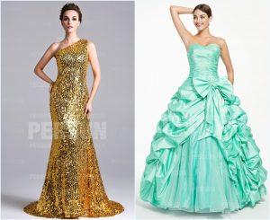 Feedback sur deux des robes les plus spectaculaires du 20e siècle