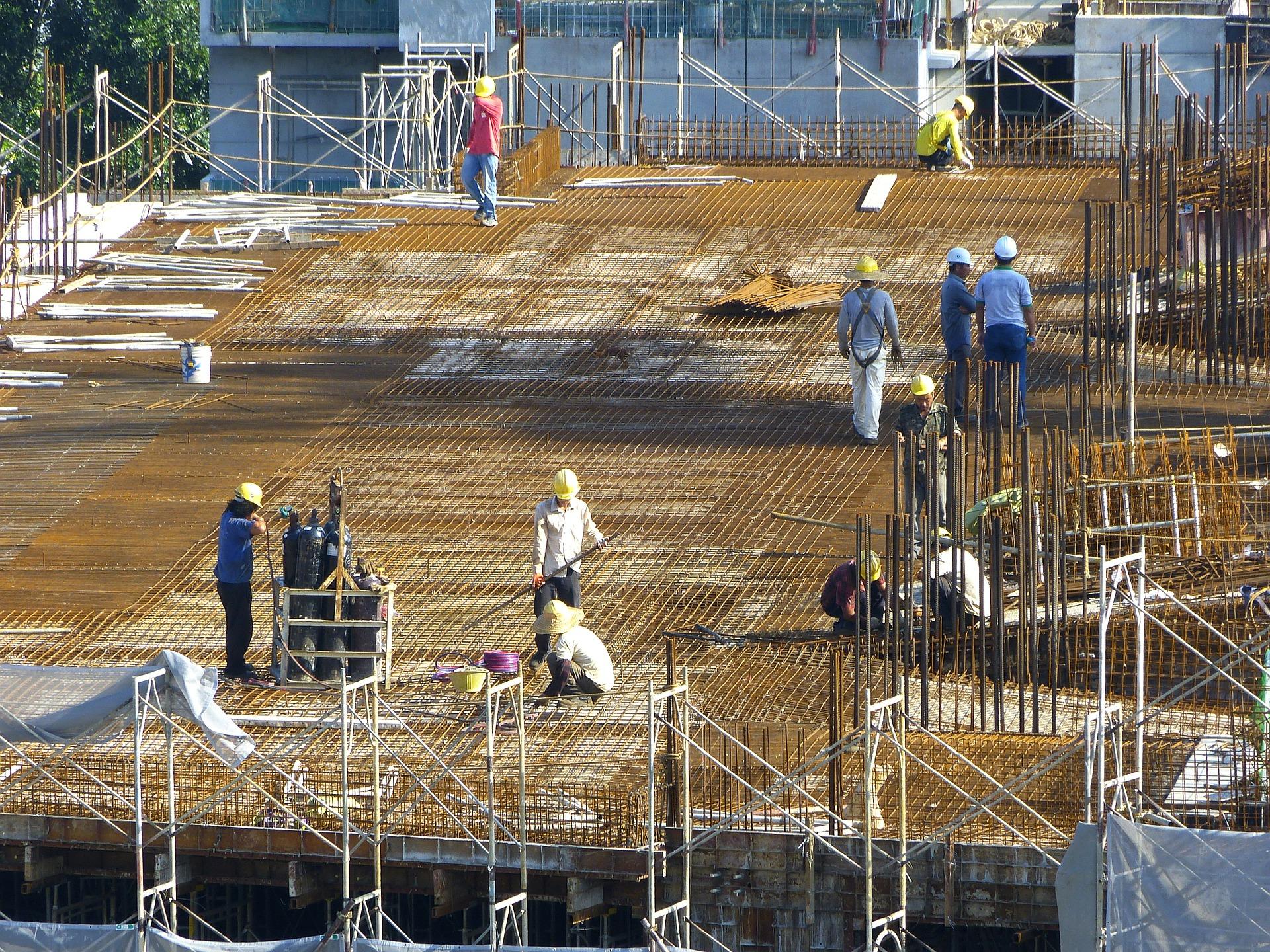 Que font les Responsables de sécurité sur les chantiers de construction ?