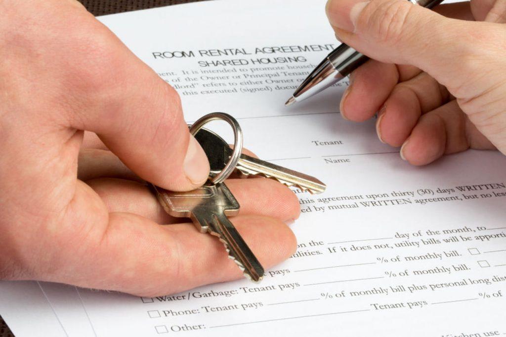 Location d'un appartement : quelle caution de loyer faut-il payer ?