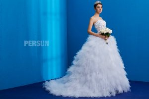 Tendances des robes de mariée en 2019
