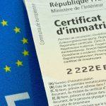 Pour quelles raisons changer vos plaques d'immatriculation ?