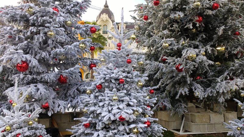 Le calendrier des événements de Noël à Monaco