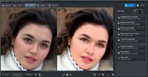 Tirer parti d'un logiciel de retouche de photo visage en ligne