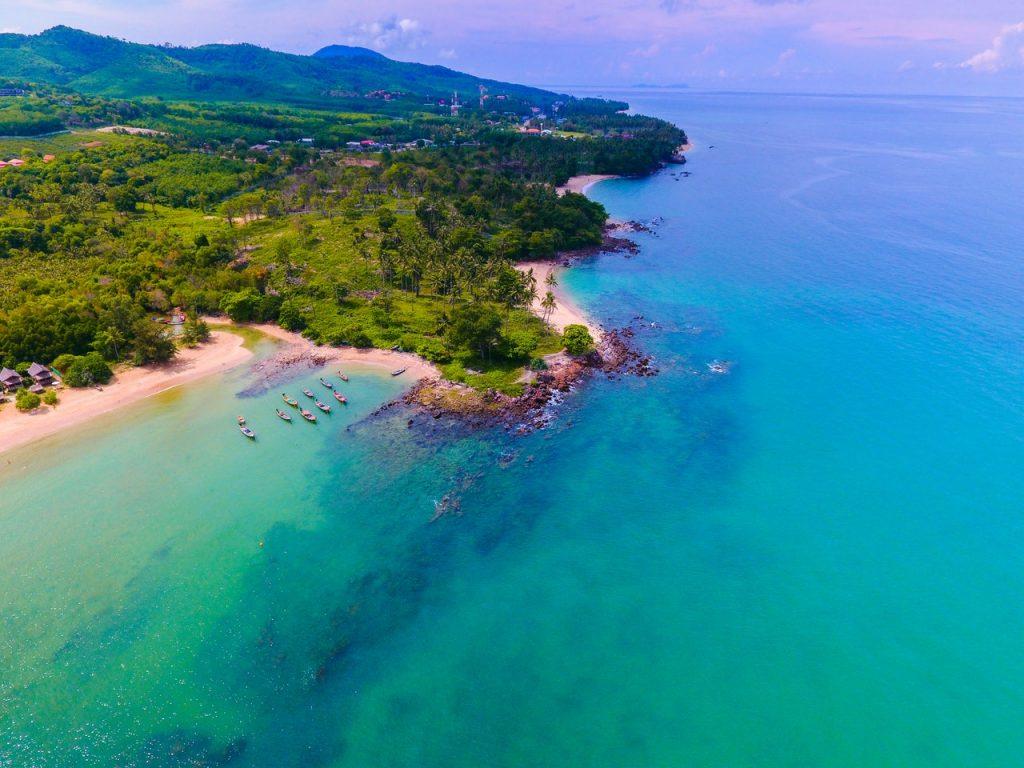 Top des meilleures plages à visiter en Malaisie