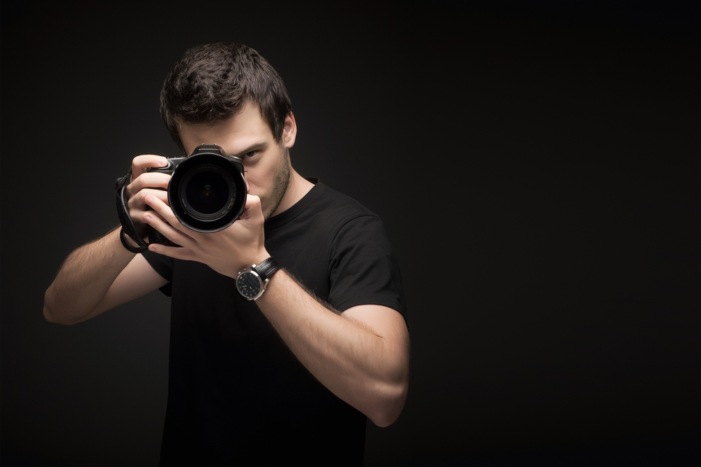 Photographer,With,Camera