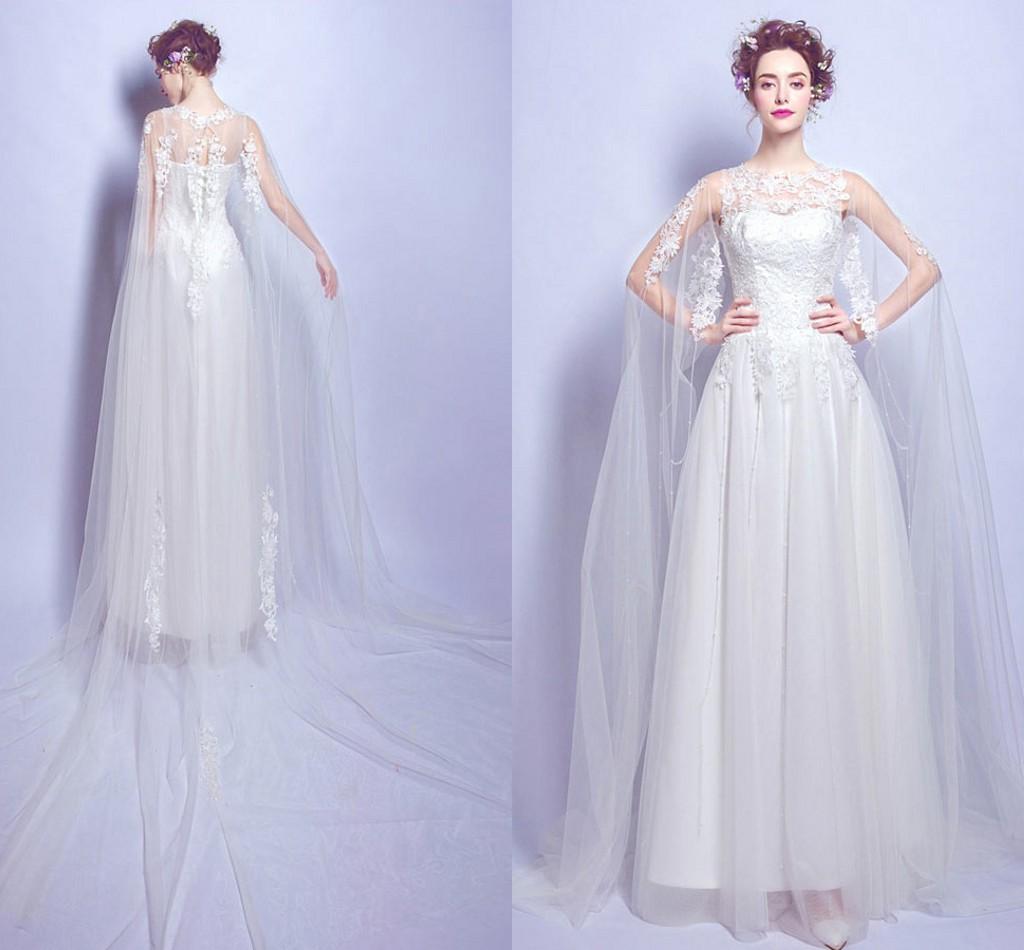 Styles de robe de mariée populaires – La ligne A
