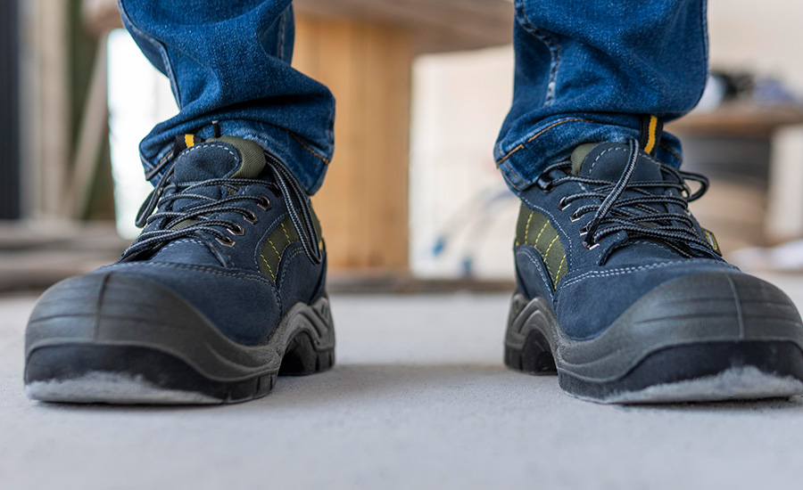Quels sont les différents types de chaussures de sécurité?