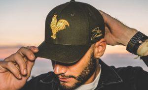 String Republic, la marque française casquette haut de gamme