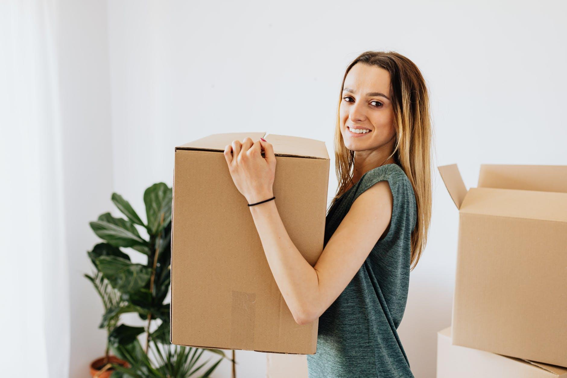 Les secrets d'un déménagement bien réussi