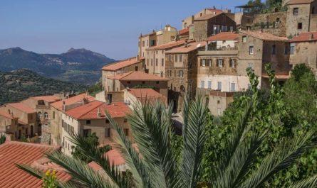 points fort de la Corse
