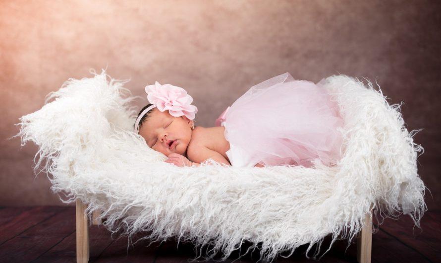 Astuces pour réussir les photos de bébé à sa naissance
