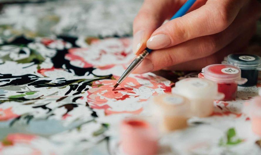 La peinture par numéros, le remède anti-stress
