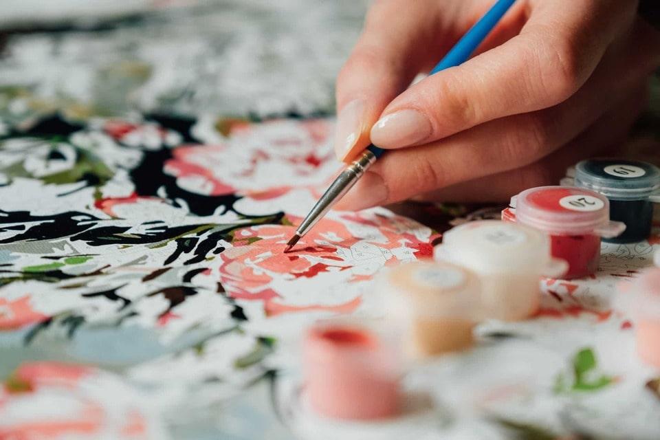 peintures par numéro