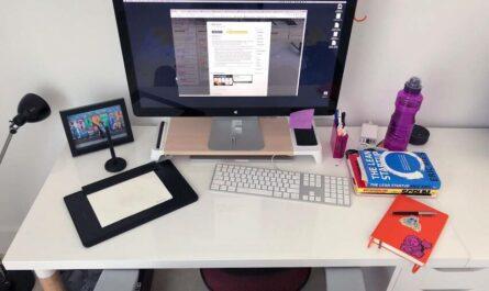bureaux propres et parfaits